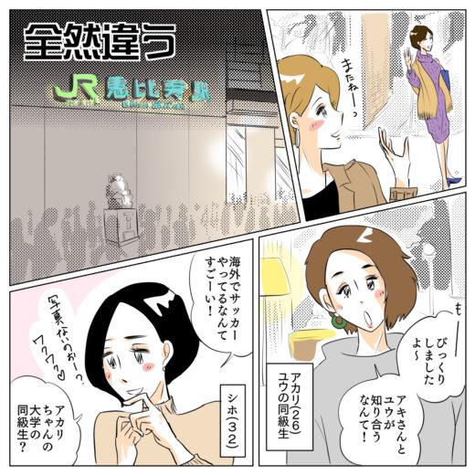 恵比寿で女子会